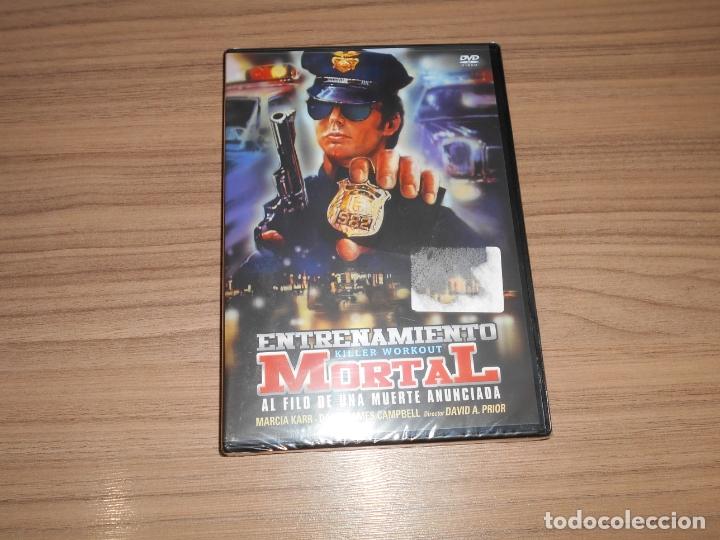 ENTRENAMIENTO MORTAL DVD NUEVA PRECINTADA (Cine - Películas - DVD)