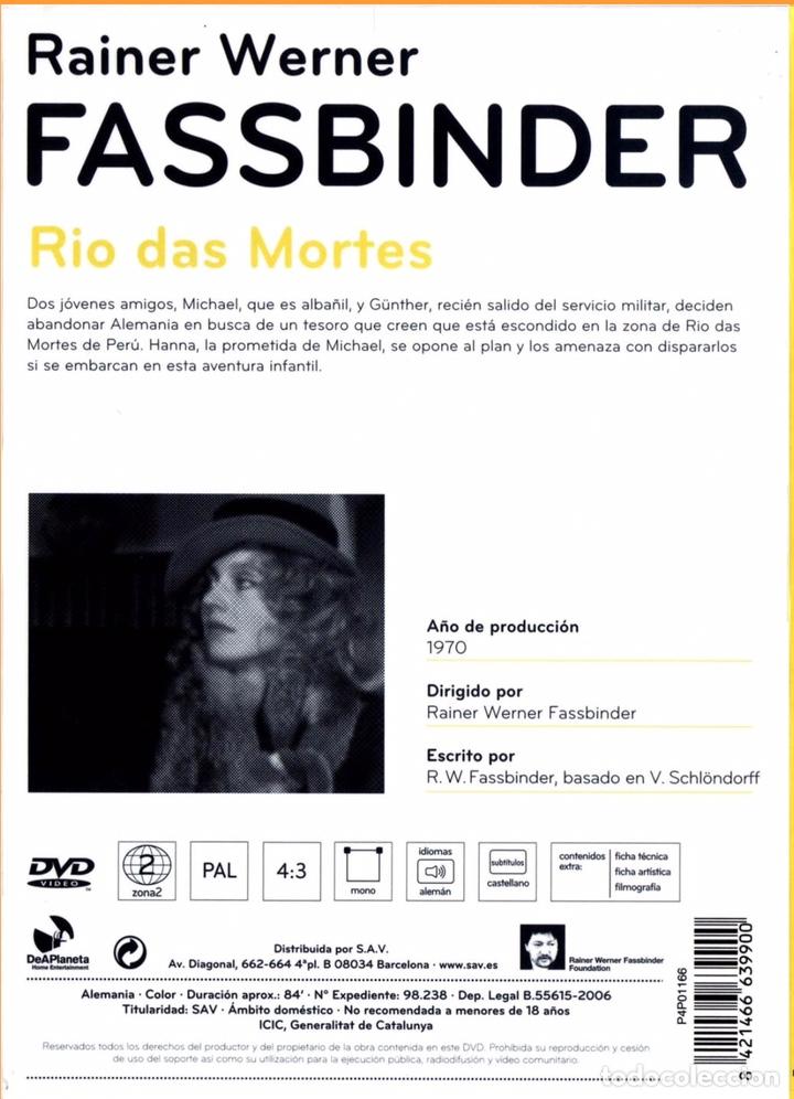 Cine: Río das Mortes DVD Fassbinder - Foto 2 - 181531373