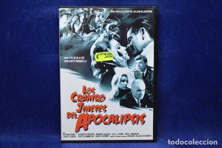 LOS CUATRO JINETES DEL APOCALIPSIS -DVD (Cine - Películas - DVD)