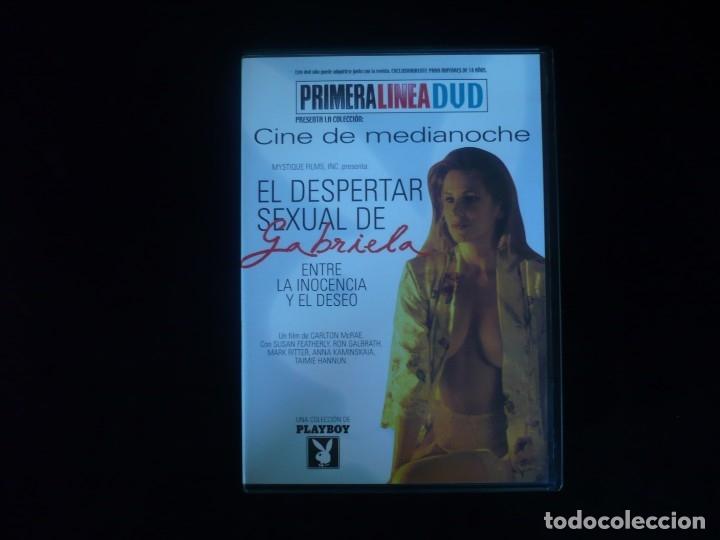 EL DESPERTAR SEXUAL - DVD COMO NUEVO (Cine - Películas - DVD)