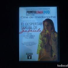 Cine: EL DESPERTAR SEXUAL - DVD COMO NUEVO. Lote 181618968