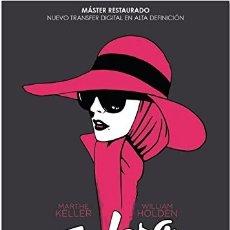 Cine: FEDORA ( BILLY WILDER ) - DVD NUEVO Y PRECINTADO. Lote 181723523