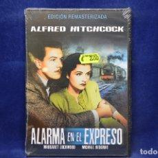 Cine: ALARMA EN EL EXPRESO - DVD . Lote 181768545