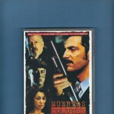 Cine: DVD - MUERTOS COMUNES - GÉNERO NEGRO. Lote 181776545