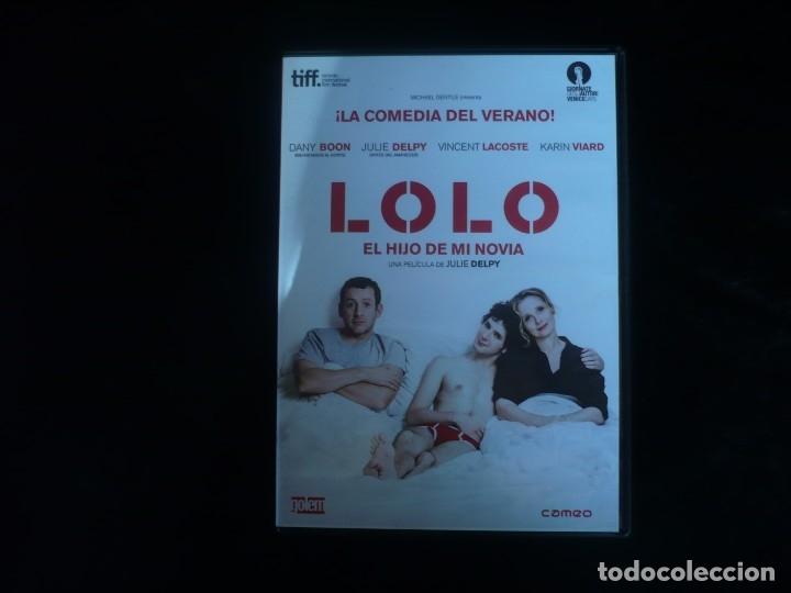 LOLO EL HIJO DE MI NOVIA - DVD CASI COMO NUEVO (Cine - Películas - DVD)