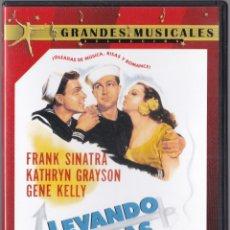 Cine: LEVANDO ANCLAS - GRANDES MUSICALES. Lote 181946320