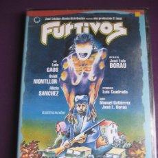 Cinema: FURTIVOS DVD PRECINTADO - JOSE LUIS BORAU - LOLA GAOS - VAINICA DOBLE - ZULUETA . Lote 181961128