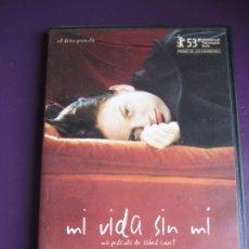 Cine: MI VIDA SIN MI DVD LIGERAS SEÑALES DE USO - ISABEL COIXET - LEONOR WATLING - MARIA DE MEDEIROS. Lote 181962555