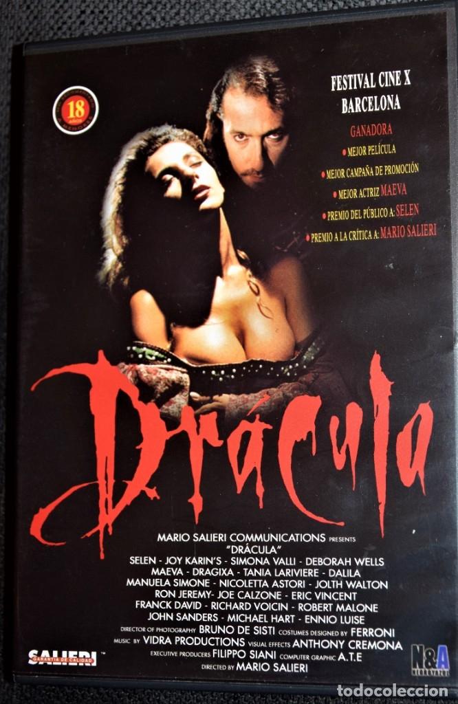 Mejor pelicula de terror porno Dvd Terror Porno Dracula De Mario Salieri Un Lu Sold Through Direct Sale 181965445