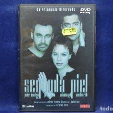Cine: SEGUNDA PIEL - DVD . Lote 181985348