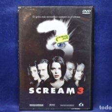 Cine: SCREAM 3 - DVD . Lote 181992110