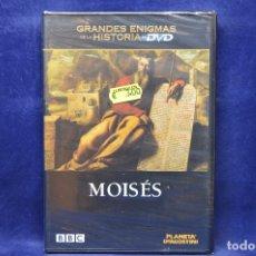 Cine: MOISES - DVD DOCUMENTAL . Lote 181992592