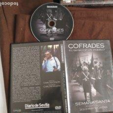 Cine: REF-PAITO -DVD JESUS MARTIN CARTAYA SEMANA SANTA SEVILLA COFRADES EL GENIO DE UN PUEBLO SEMANA SANTA. Lote 181998970