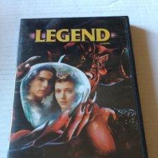 Cine: DVD LEGEND DIRIGIDA POR RIDLEY SCOTT PROTAGONIZADA POR TOM CRUISE, MIA SARA, TIM CURRY. Lote 182037973