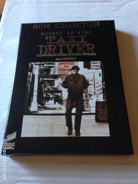 DVD TAXI DRIVER + 5 POSTALES - ROBERT DE NIRO JODIE FOSTER HARVEY KEITEL - COLECCION NOIR (Cine - Películas - DVD)