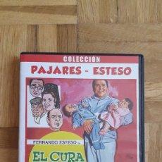 Cine: PELICULA DVD - EL CURA YA TIENE HIJO - ANTONIO OZORES - FERNANDO ESTESO - JUANITO NAVARRO. Lote 182143546