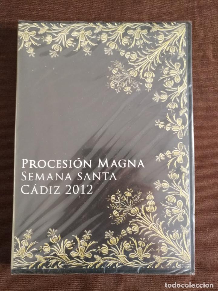 DVD PRECINTADO SEMANA SANTA PROCESION MAGNA CADIZ 2012 BICENTENARIO CONSTITUCION DE 1812 (Cine - Películas - DVD)