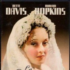 Cine: LA SOLTERONA DVD (BETTE DAVIS) ELLA NOS OFRECE UNA DE LAS MEJORES ACTUACIONES Y TRANSFORMACIONES). Lote 182156072