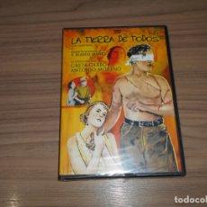 Cine: LA TIERRA DE TODOS DVD GRETA GARBO NUEVA PRECINTADA. Lote 277714923