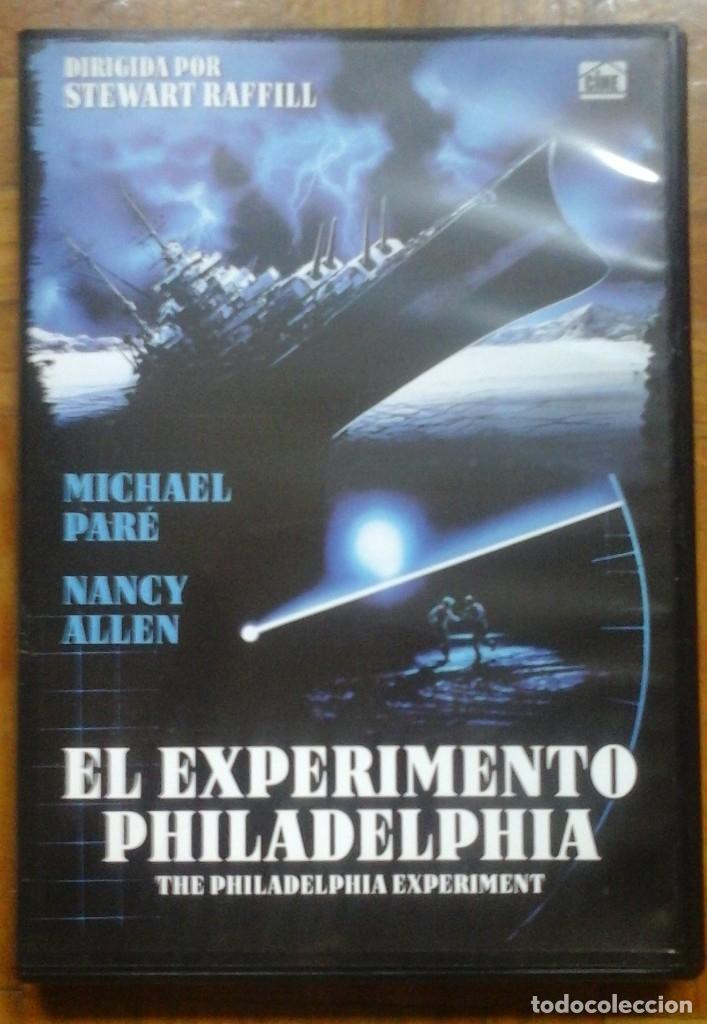 DVD EL EXPERIMENTO PHILADELPHIA (Cine - Películas - DVD)