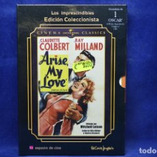 Cine: ARISE MY LOVE - DVD. Lote 182401881