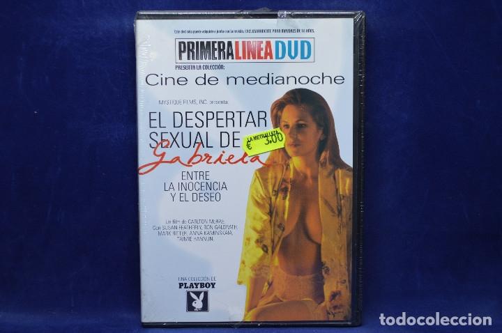EL DESPERTAR SEXUAL DE GABRIELA - DVD (Cine - Películas - DVD)