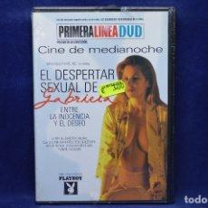 Cine: EL DESPERTAR SEXUAL DE GABRIELA - DVD . Lote 182404338