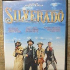 Cine: DVD - SILVERADO - PEDIDO MINIMO 4 PELICULAS O PEDIDO MINIMO DE 10€. Lote 182409265