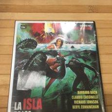 Cine: LA ISLA DE LOS HOMBRES PECES DVD - PRECINTADO -. Lote 182489480