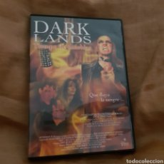 Cine: (S230) DARK LANDS - DVD SEGUNDAMANO. Lote 182493186