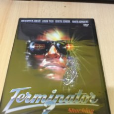 Cine: TERMINATOR 2 ( SHOCKING DARK ) DVD - PRECINTADO -. Lote 182507998