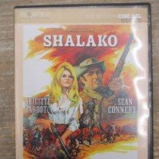 Cine: DVD - SHALAKO - PEDIDO MINIMO 4 PELICULAS O PEDIDO MINIMO DE 10€. Lote 182513991