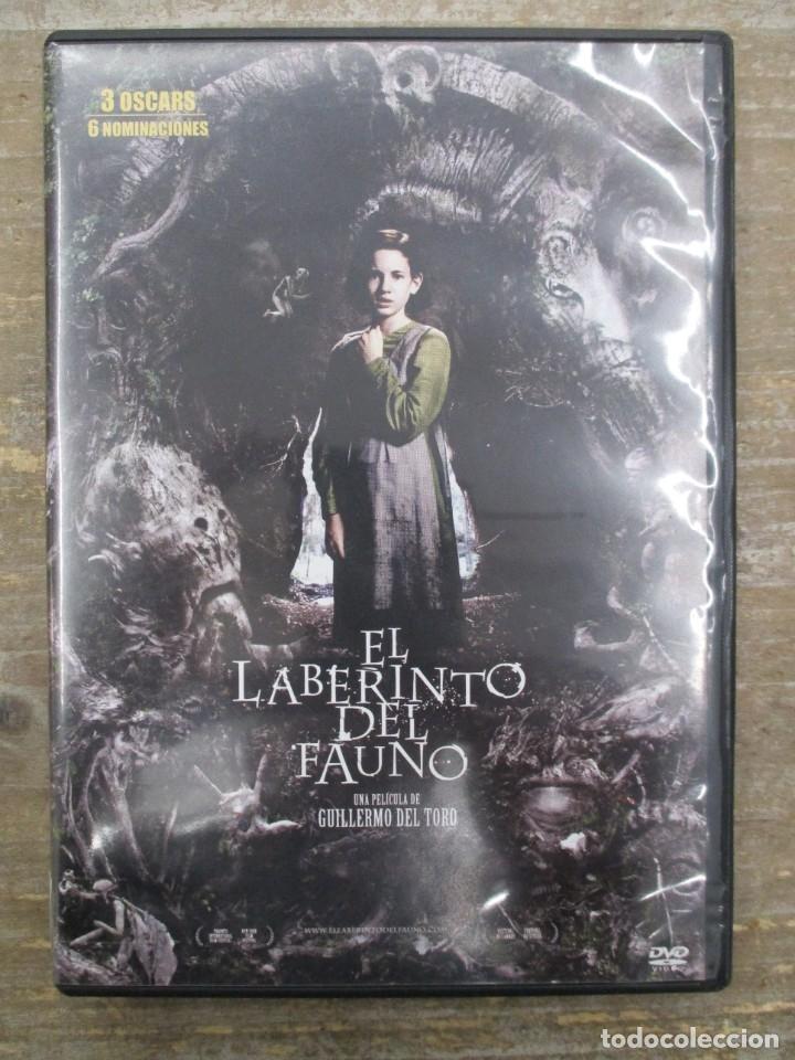 DVD - EL LABERINTO DEL FAUNO - PEDIDO MINIMO 4 PELICULAS O PEDIDO MINIMO DE 10€ (Cine - Películas - DVD)