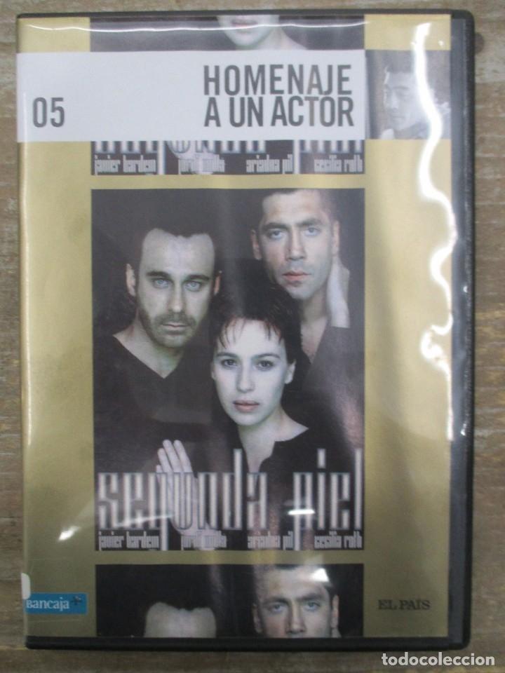 DVD - SEGUNDA PIEL - PEDIDO MINIMO 4 PELICULAS O PEDIDO MINIMO DE 10€ (Cine - Películas - DVD)
