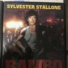 Cine: RAMBO ACORRALADO. Lote 194401958