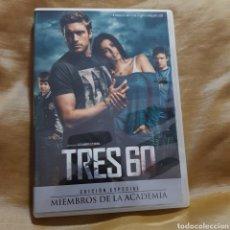 Cine: (S232) TRES 60 - DVD SEGUNDAMANO. Lote 182547545