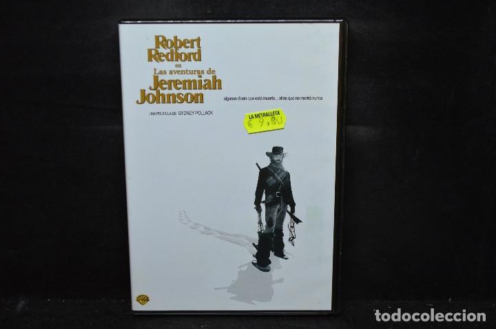 LAS AVENTURAS DE JEREMIAH JOHNSON - DVD (Cine - Películas - DVD)