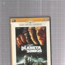 Cine: PLANETA DE LOS SIMIOS . Lote 182576906