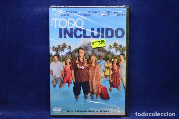 TODO INCLUIDO - DVD (Cine - Películas - DVD)