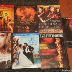 Cine: LOTE VARIAS PELÍCULAS CINE EN DVD. Lote 182616205