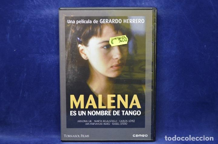 MALENA - ES UN NOMBRE DE TANGO - DVD (Cine - Películas - DVD)