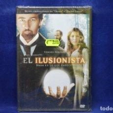 Cine: EL ILUSIONISTA - DVD . Lote 182621000
