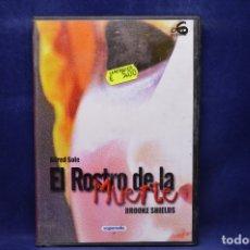 Cine: EL ROSTRO DE LA MUERTE - DVD . Lote 182626707