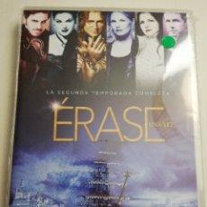 Cine: ÉRASE UNA VEZ. SEGUNDA TEMPORADA COMPLETA (DVD PRECINTADO). Lote 182641008