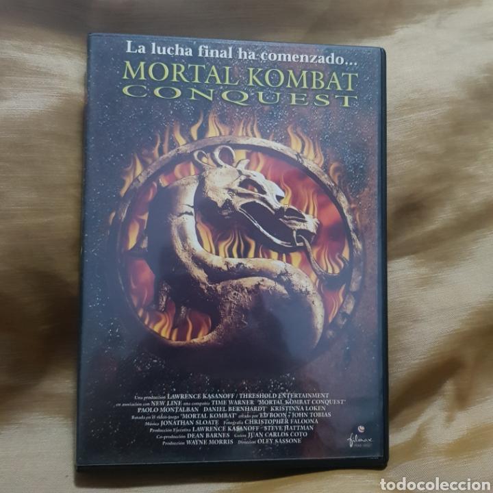 (S234) MORTAL KOMBAT CONQUEST - DVD SEGUNDAMANO (Cine - Películas - DVD)