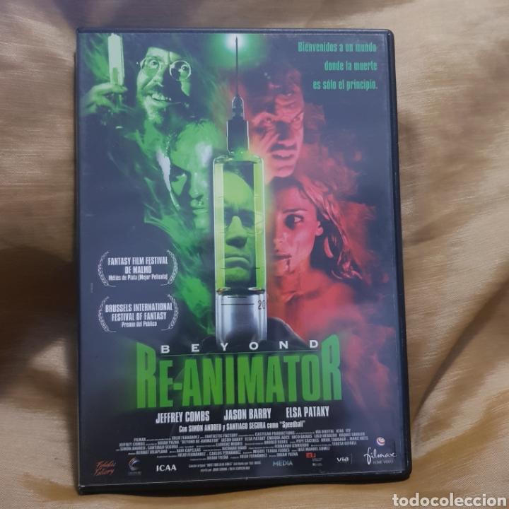 (S234) BEYOND RE-ANIMATOR - DVD SEGUNDAMANO (Cine - Películas - DVD)