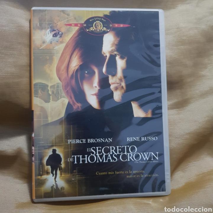 (S234) EL SECRETO DE THOMAS CROWN - DVD SEGUNDAMANO (Cine - Películas - DVD)