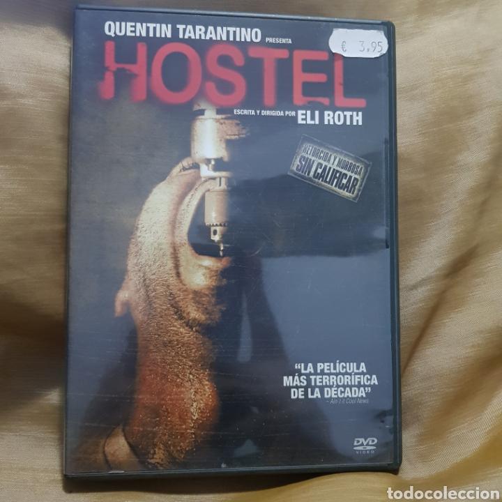 (S234) HOSTEL - DVD SEGUNDAMANO (Cine - Películas - DVD)