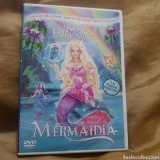 Cine: (S234) MERMAIDIA - DVD SEGUNDAMANO. Lote 182643190
