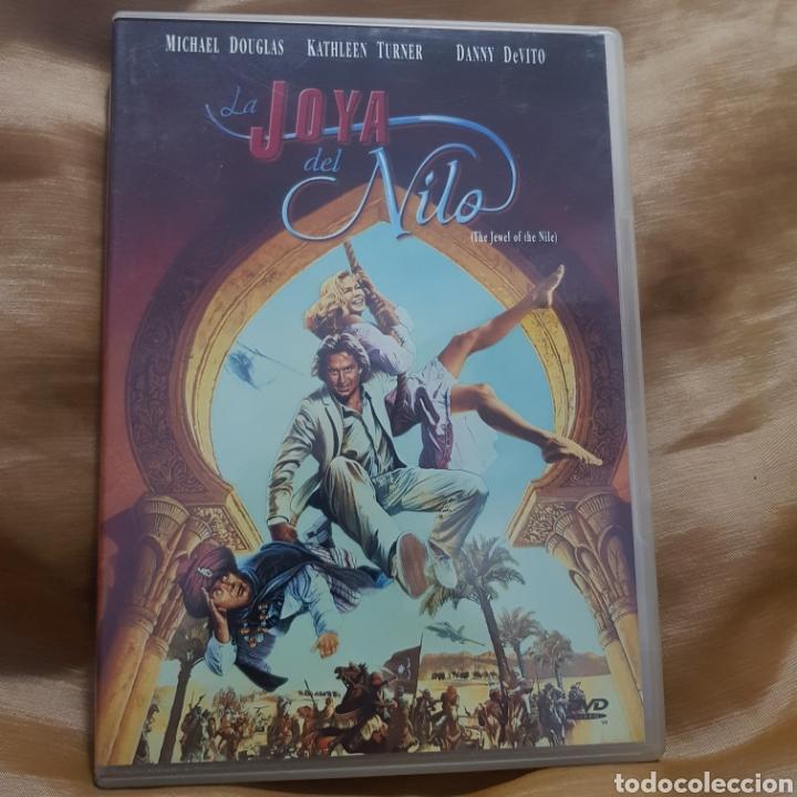 (S234) LA JOYA DEL NILO - DVD SEGUNDAMANO (Cine - Películas - DVD)